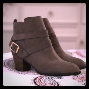 Express Size 8 Booties - Brand New